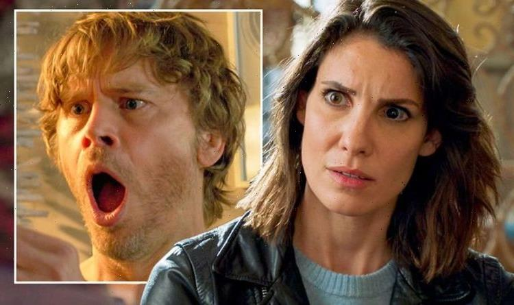 NCIS LAs Kensi star blown away as co-star shares unrecognisable throwback Were puppies!