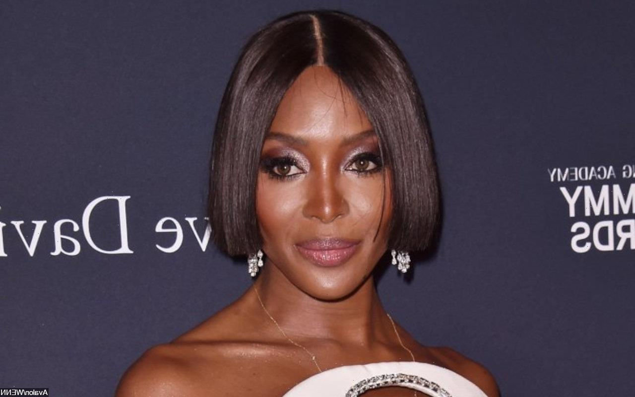 Naomi Campbell Posts Rare Glimpse of Baby Daughter