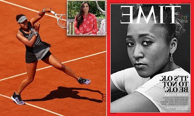 Naomi Osaka says sports stars need 'sick days' to skip pressers