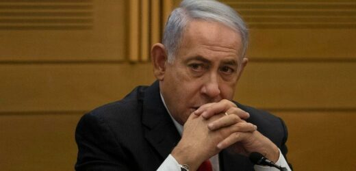 Netanyahu vacates prime minister's residence in Jerusalem