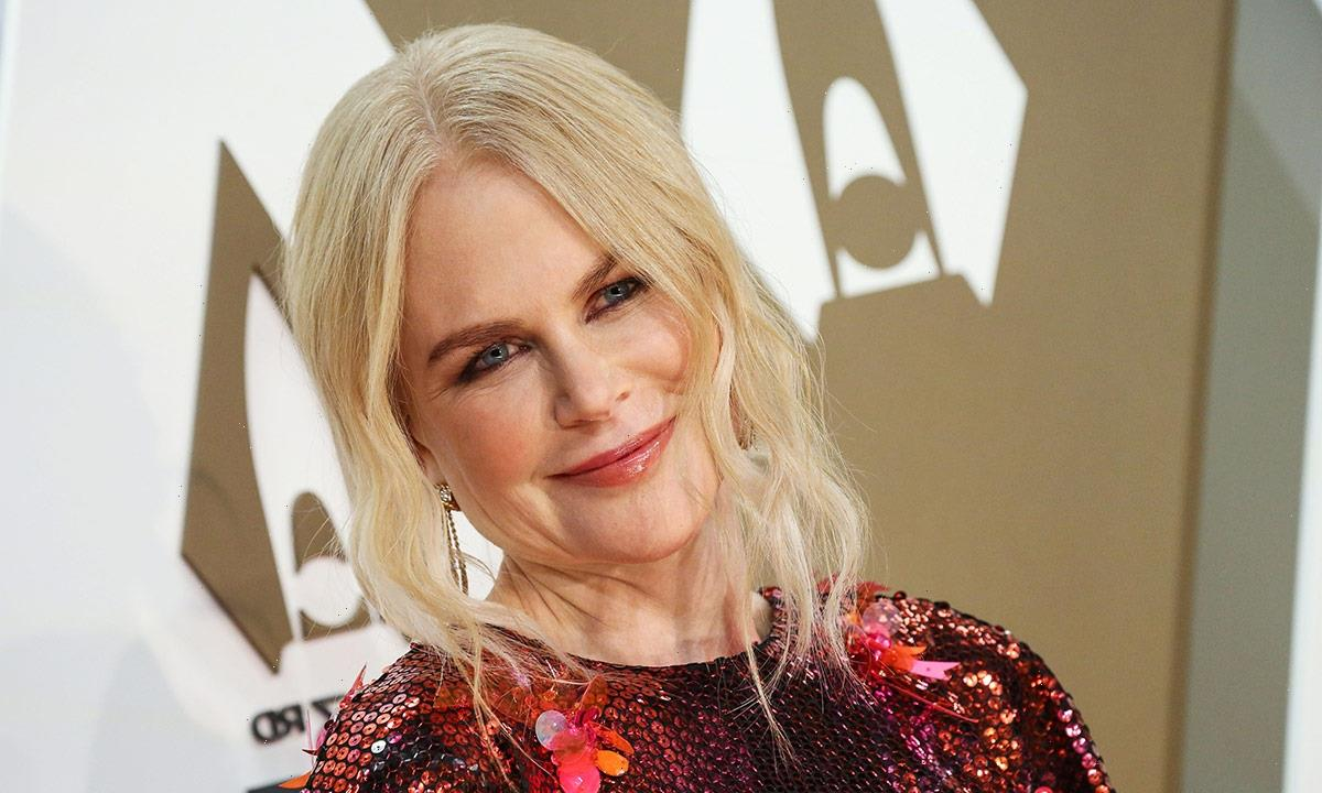 Nicole Kidman shares peek inside daughter's birthday celebrations – and the cake is incredible!