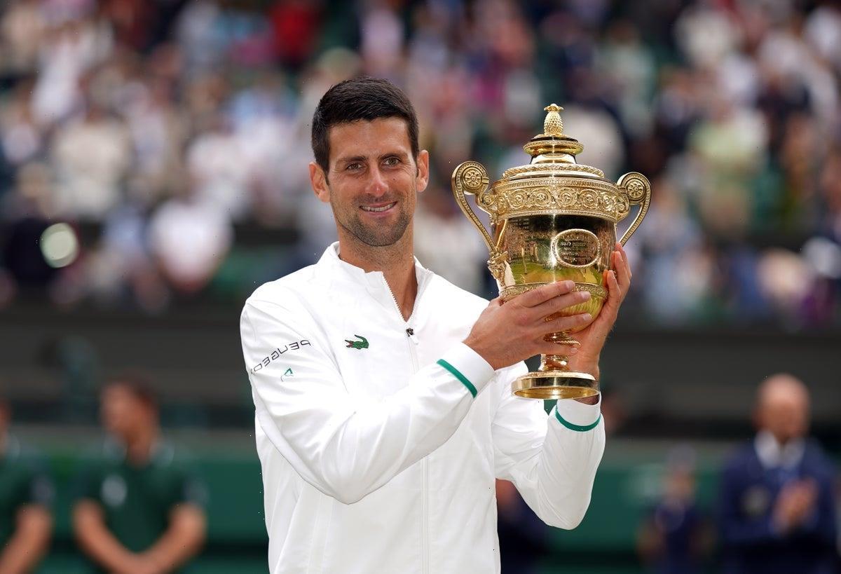 Novak Djokovic praised by Roger Federer after joining him on 20 grand slams