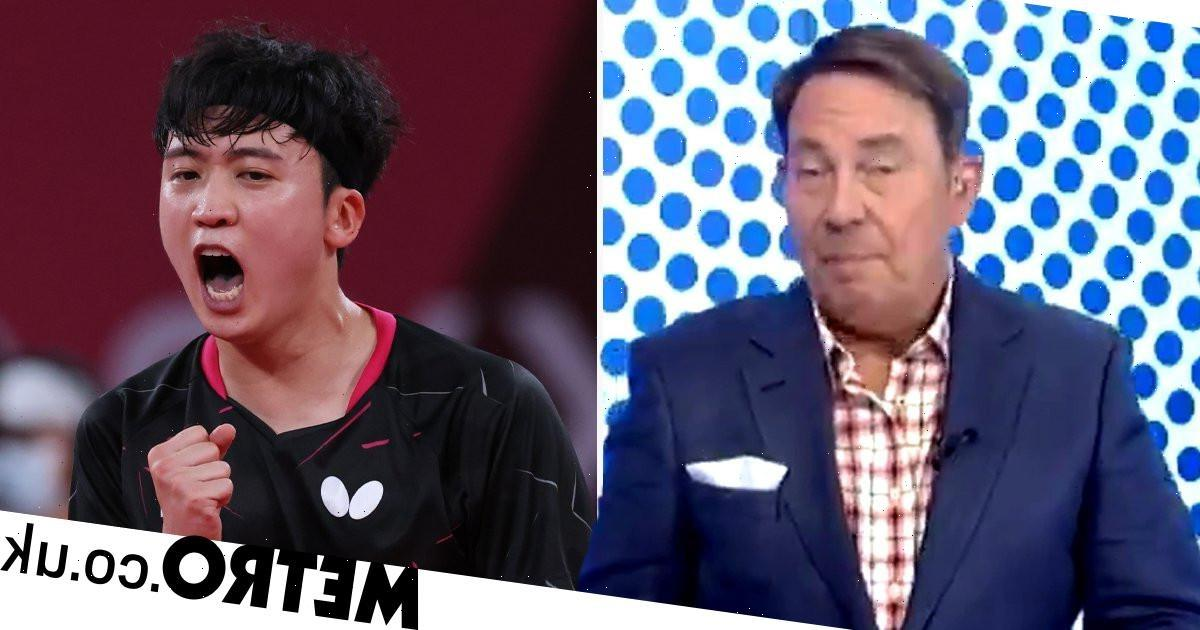 Olympics commentator sacked over offensive remark towards South Korean athlete