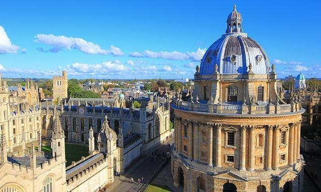 Oxford students accuse the institution of 'enabling sexual violence'