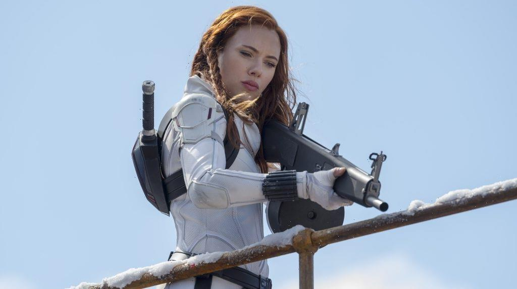 """Paramount+ Head Says 'Black Widow' Success Shows Windowing """"Opportunity""""  Cannes"""