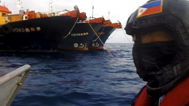 Philippines pins hopes of South China Sea peace on 'Angels of the Sea'