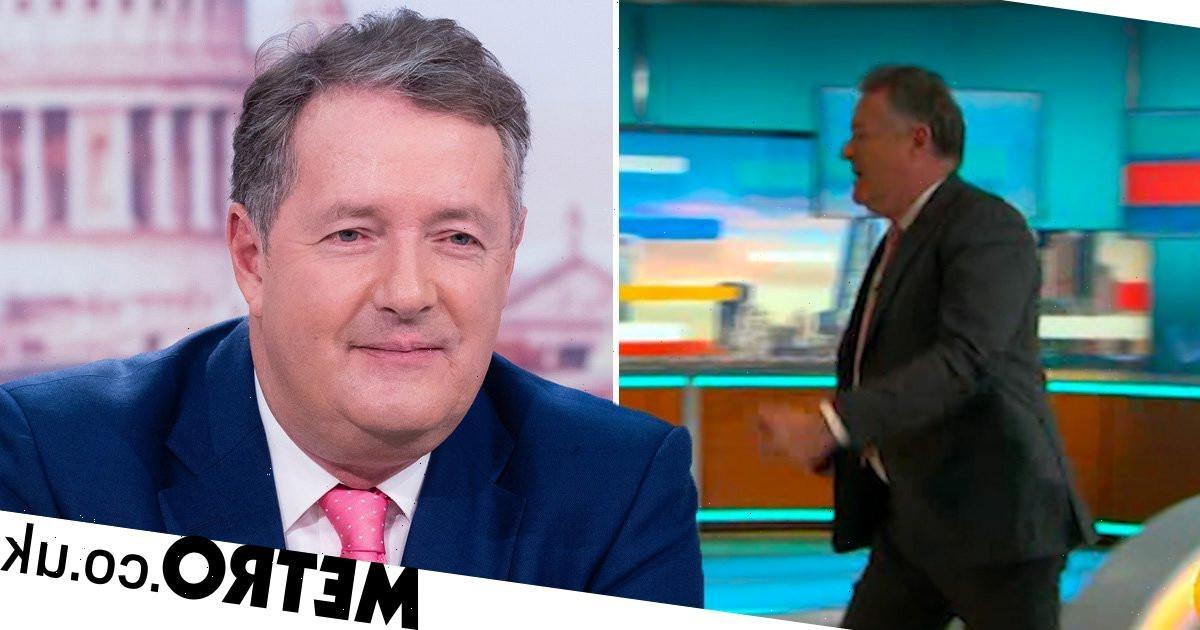 Piers Morgan thinks he showed 'mental resilience' after GMB storm-off