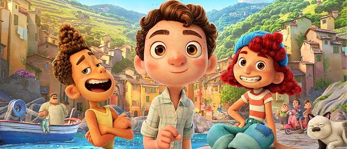 Pixar's Delightful 'Luca' Dives Onto Home Video in August for the Perfect End to Summer