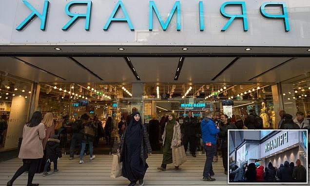 Primark is launching a website where you can check their item stock