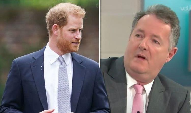 'Prince Harry's a sell-out' Piers Morgan blasts royal's 'sad and totally unnecessary' move