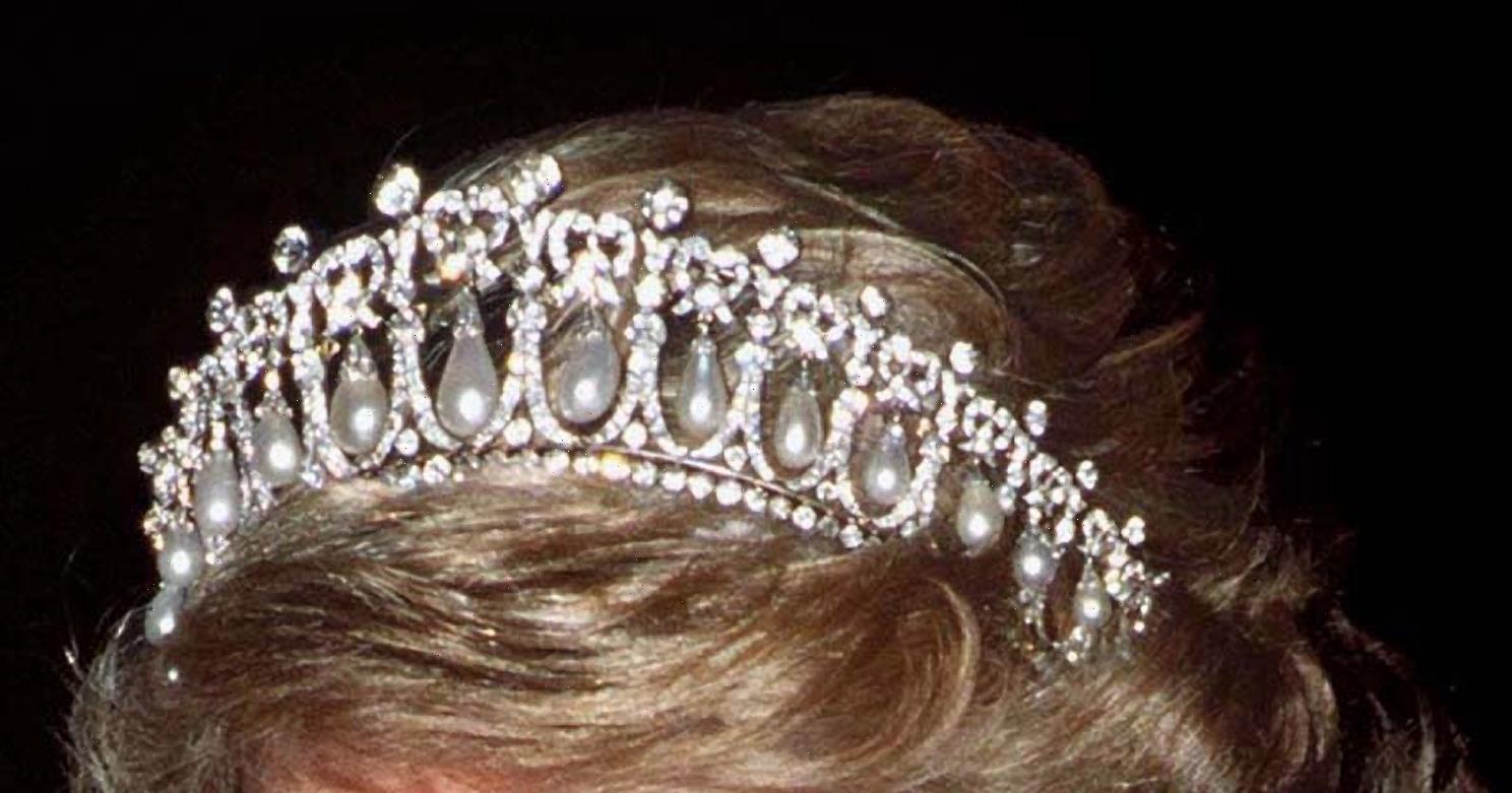Princess Diana's most iconic jewelry