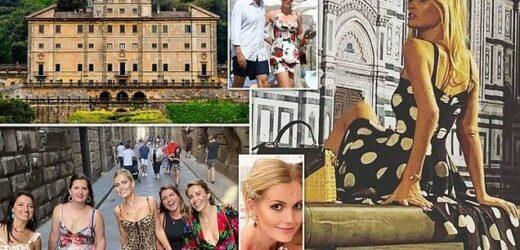 Princess Diana's niece Lady Kitty Spencer weds billionaire in Italy