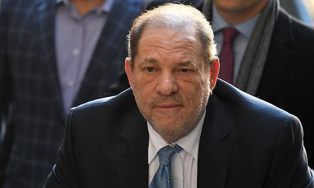 Prosecutors promise to buy Weinstein new GLASSES to aid extradition