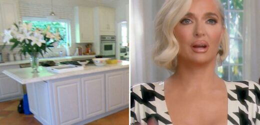 RHOBH fans slam Erika Jayne after she complains she's 'poor' & calls her new $10k per month apartment 'tiny'