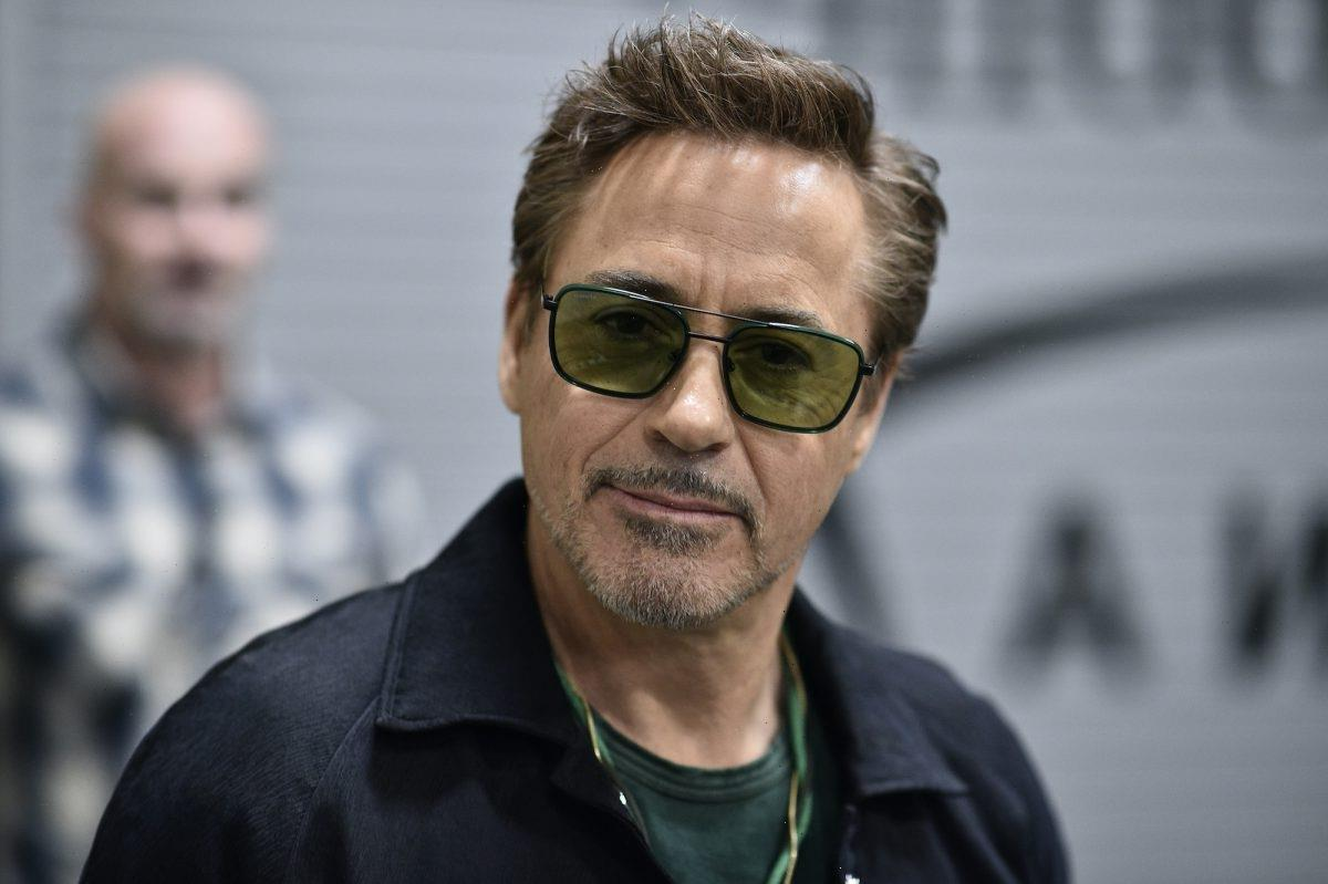 Robert Downey Jr. Wore Armani and Calvin Klein While In Prison
