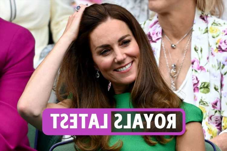 Royal Family news – Wimbledon sees Kate Middleton not self-isolating as Duchess & Prince William attend ladies final