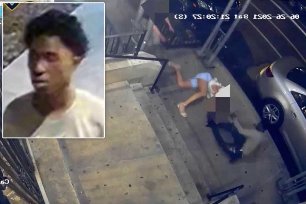 Russian tourist, her friend randomly attacked on NYC sidewalk