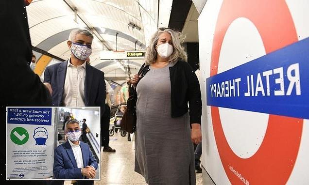 Sadiq Khan launches London's biggest advertising campaign since 2012