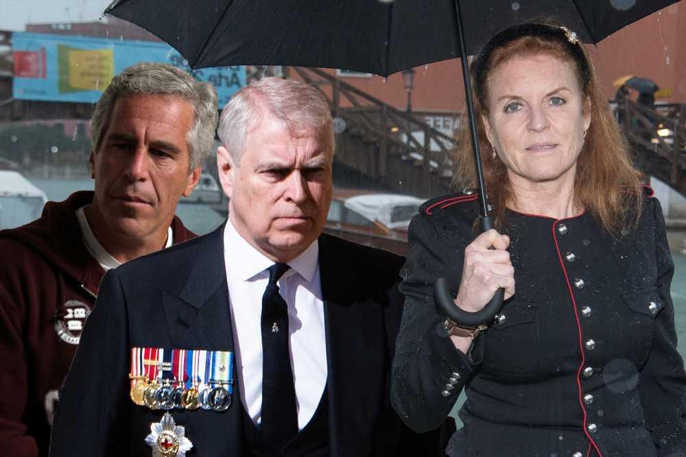 Sarah Ferguson defends ex Prince Andrew despite Jeffrey Epstein ties