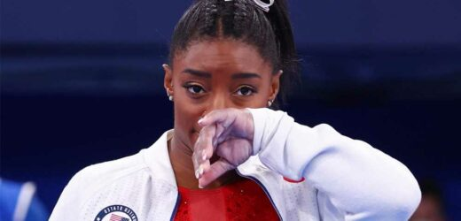 Selfish . . . or selfless — commentators on Simone Biles