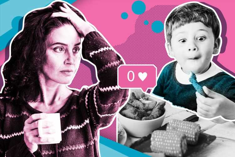 Seven-year-old son eats too much and our food bill is astronomical