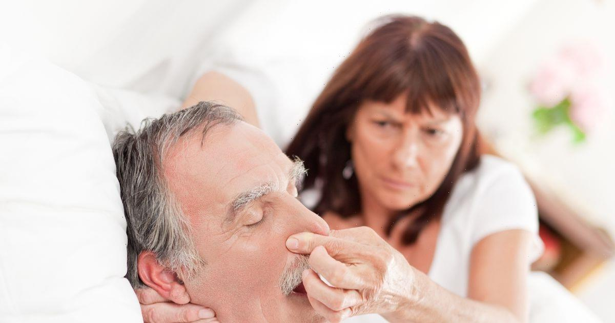 Snoring has serious impact on relationships and has led to break ups