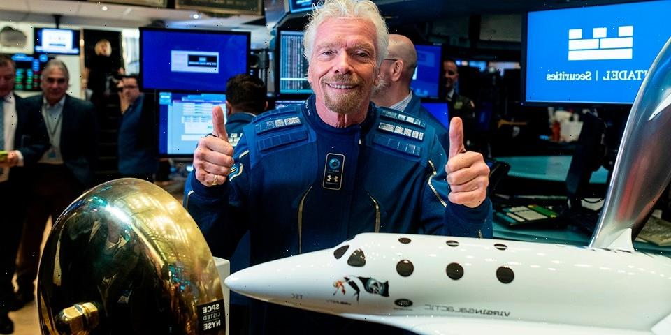 Space Race: Richard Branson Announces July 11 Virgin Galactic Spaceflight