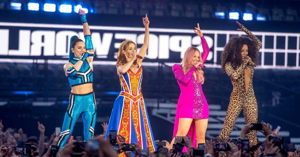 Spice Girls' wildest moments – Secret fight, saucy 'romp' and reunion snub