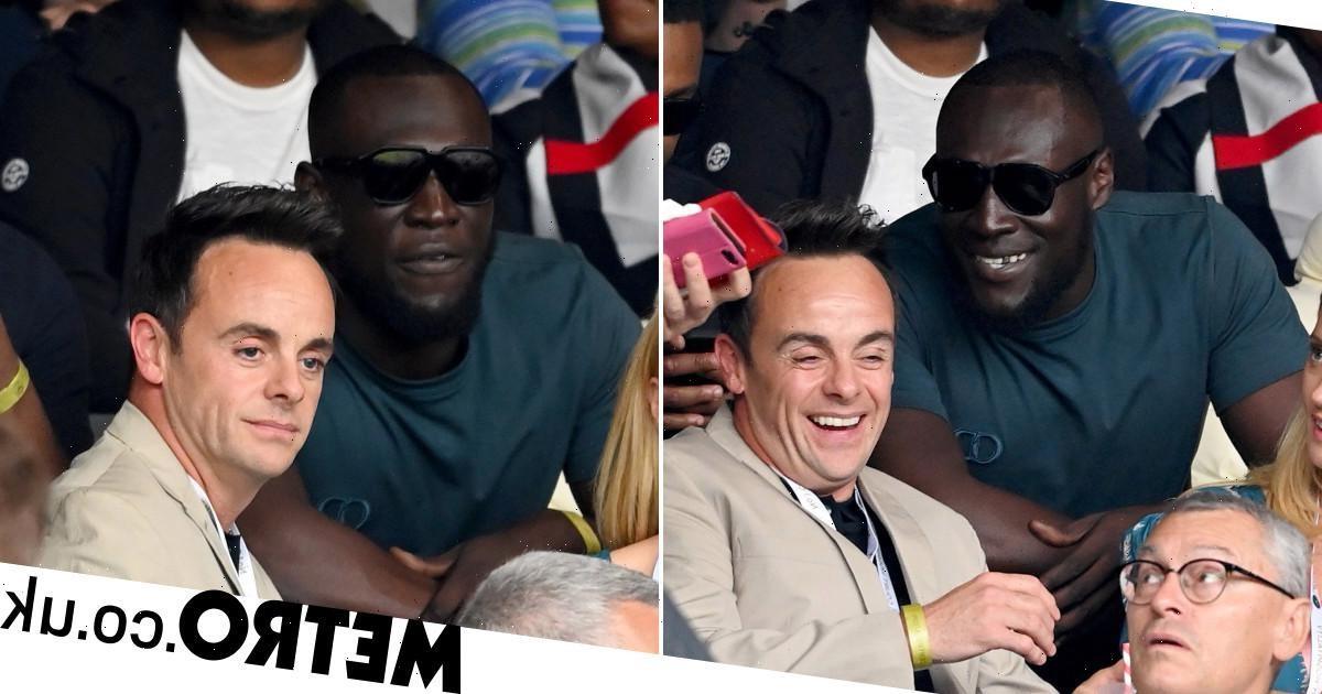 Stormzy all smiles at Wimbledon as Maya Jama confirms new romance