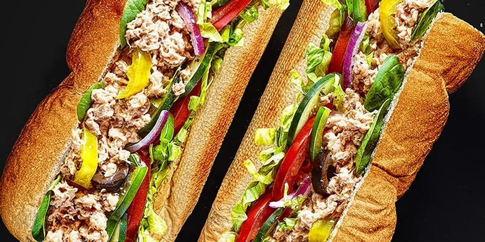 Subway Created a Website Dedicated To Proving Its Tuna Is Real