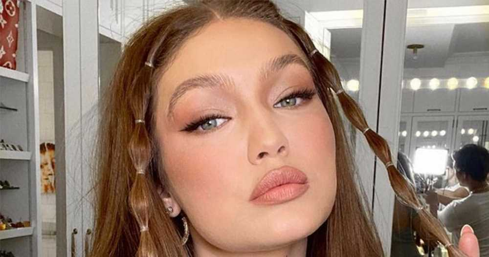 Supermodel Smile: Gigi Hadid's Go-To Lip Plumping Gloss Is Only $7
