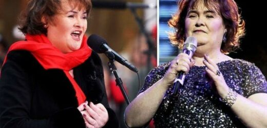 Susan Boyle speaks out after surprise inclusion in Tokyo 2020 Olympic opening ceremony