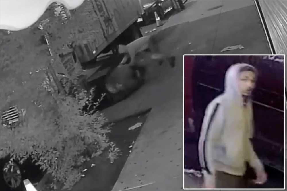 Suspect arrested in brutal cobblestone attack on NYC sidewalk