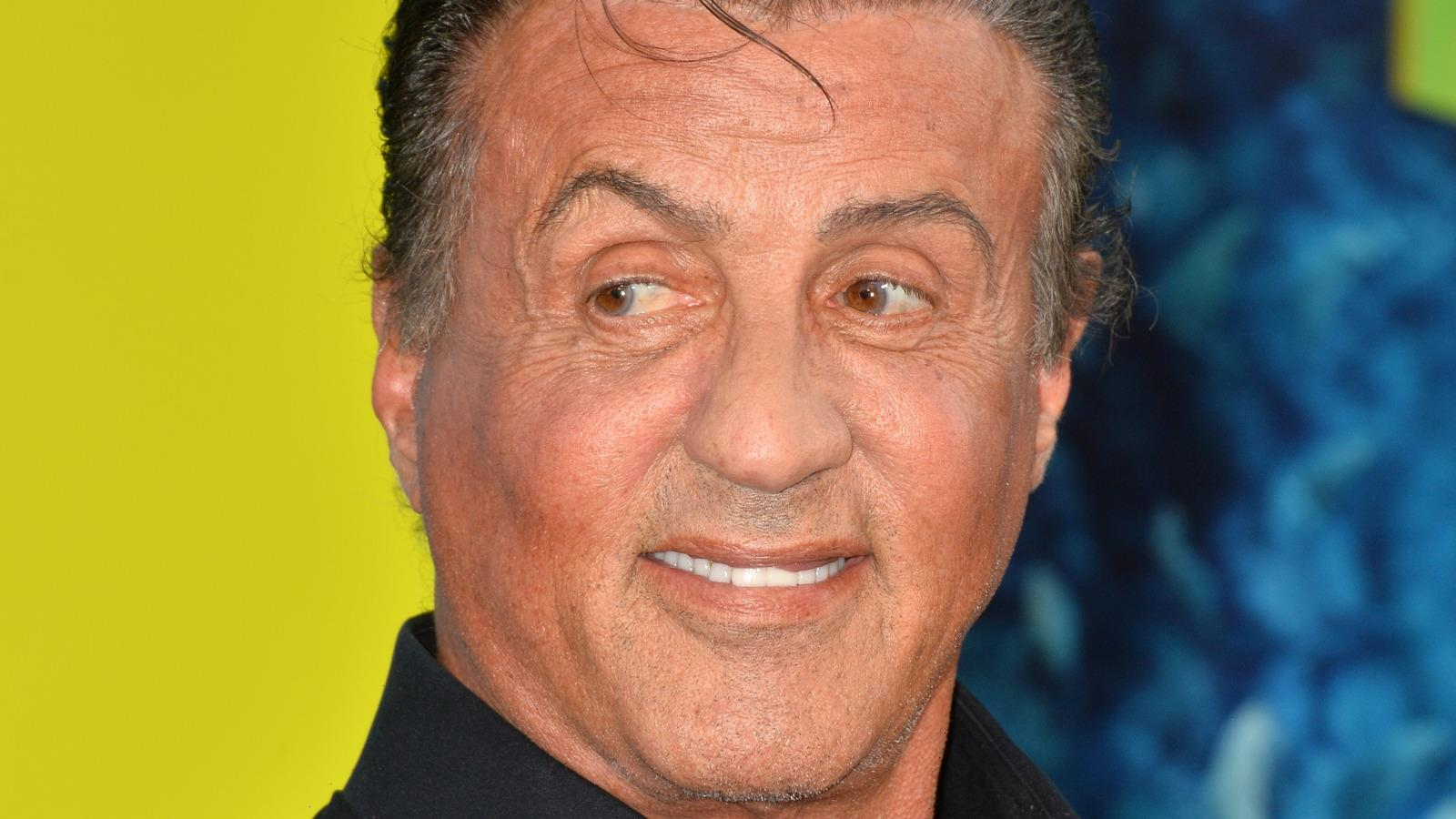 Sylvester Stallone Reveals What He Wishes His Daughters Would Stop Doing