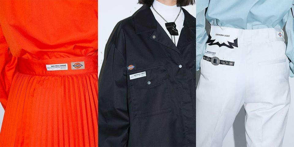 TOGA and Dickies Collide for Refined Workwear Capsule