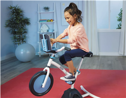 Target's Selling An Adorable Kids Version of a Peloton Bike So They Can Work Out With You
