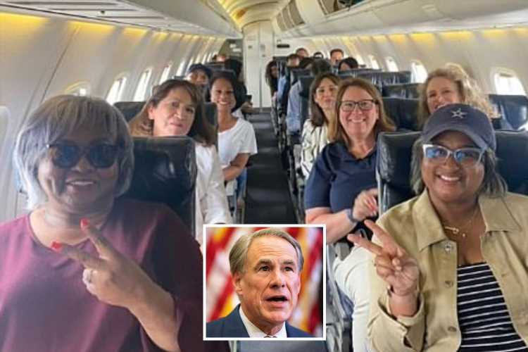 Texas Gov Abbott says he'll have 58 'runaway' Dems ARRESTED after they fled to DC to halt GOP's voting bills