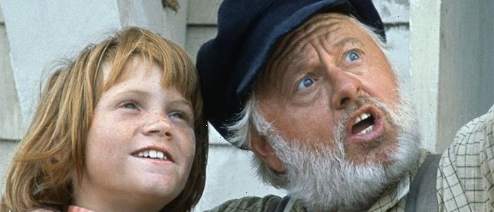 The Daily Stream: 'Pete's Dragon' (1977) is a Fascinating and Surprisingly Mean Disney Oddity