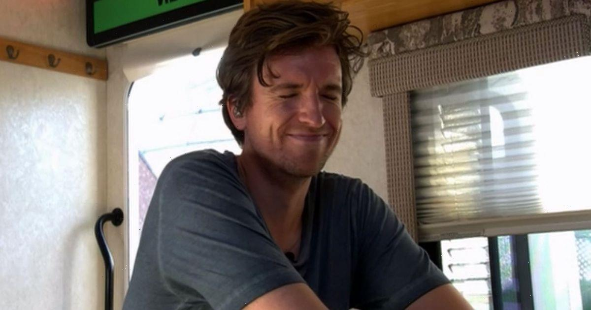 The One Show chaos as Greg James gets locked in campervan by co-star in prank