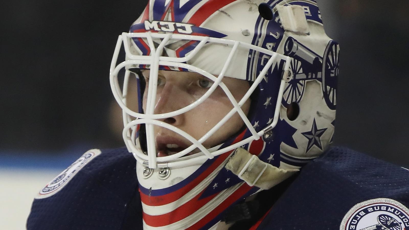 The Tragic Death Of NHL Goalie Matiss Kivlenieks