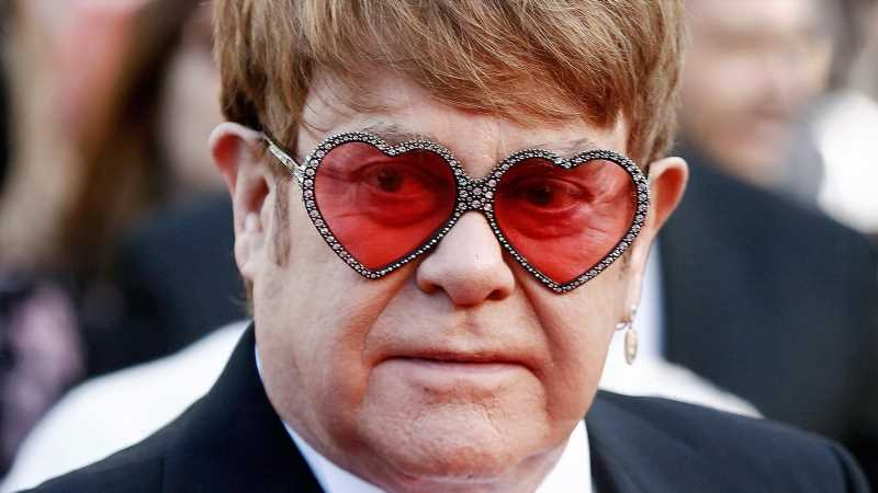 The Truth About Madonna And Elton John's Iconic Feud