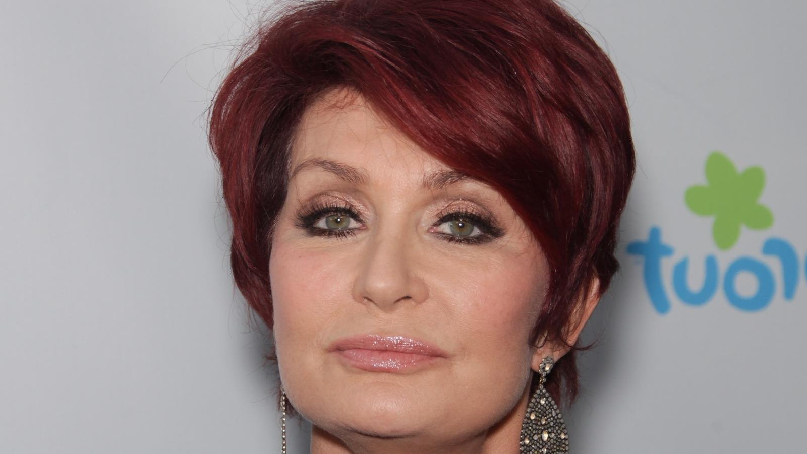 The Truth About Sharon Osbourne And Elaine Welteroth's Relationship