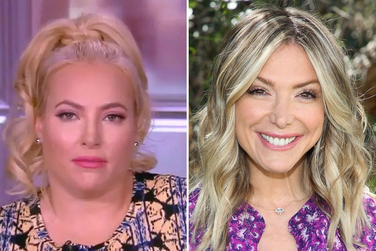 The View wants to replace Meghan McCain with original co-host Debbie Matenopoulos after huge rift