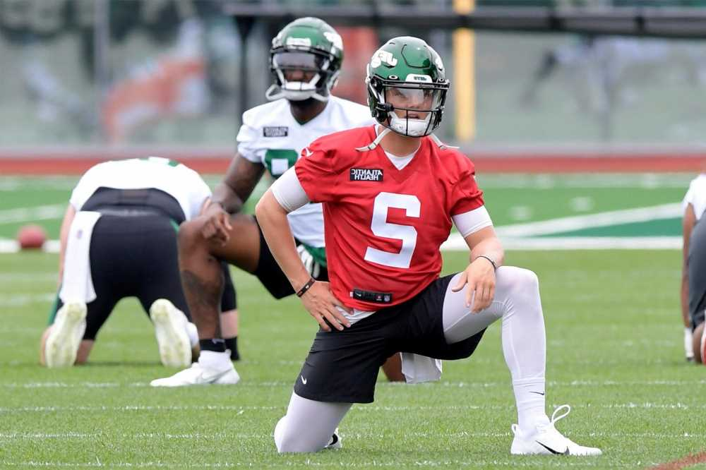 The sticking point in Jets-Zach Wilson contract stalemate
