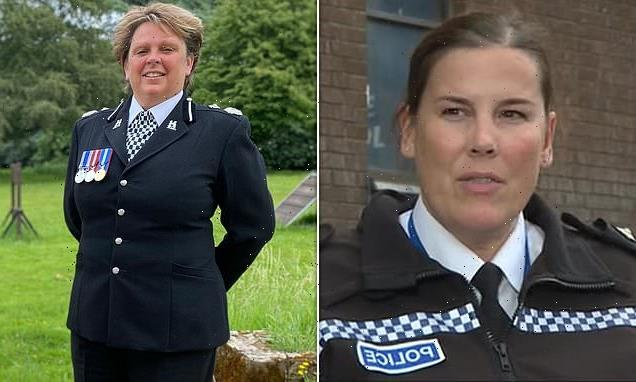 Third of police chiefs are women: Record 15 forces have female leader