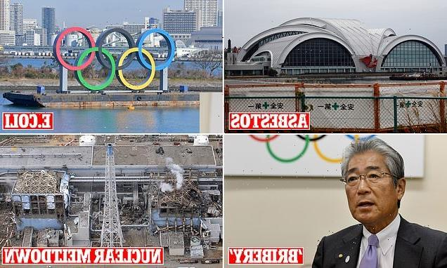 Tokyo's troubles ahead of the 2020 Games