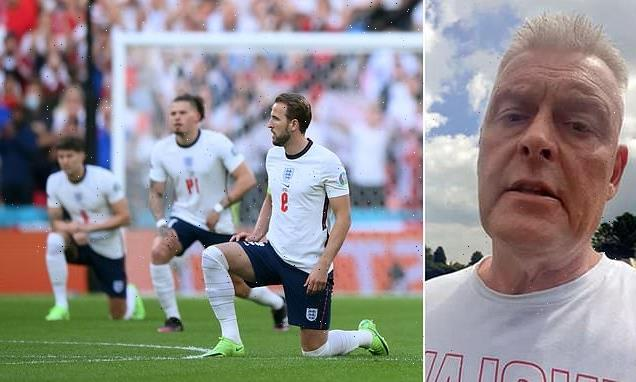 Tory MP waters down England Euro 2020 boycott over 'taking the knee'