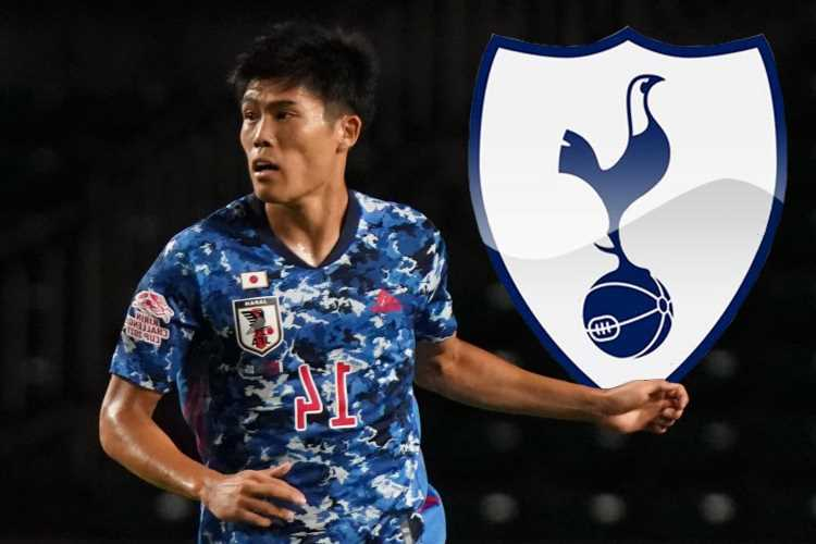 Tottenham close in on £15m Takehiro Tomiyasu transfer but still want Vestergaard or Skriniar after missing out on Kounde