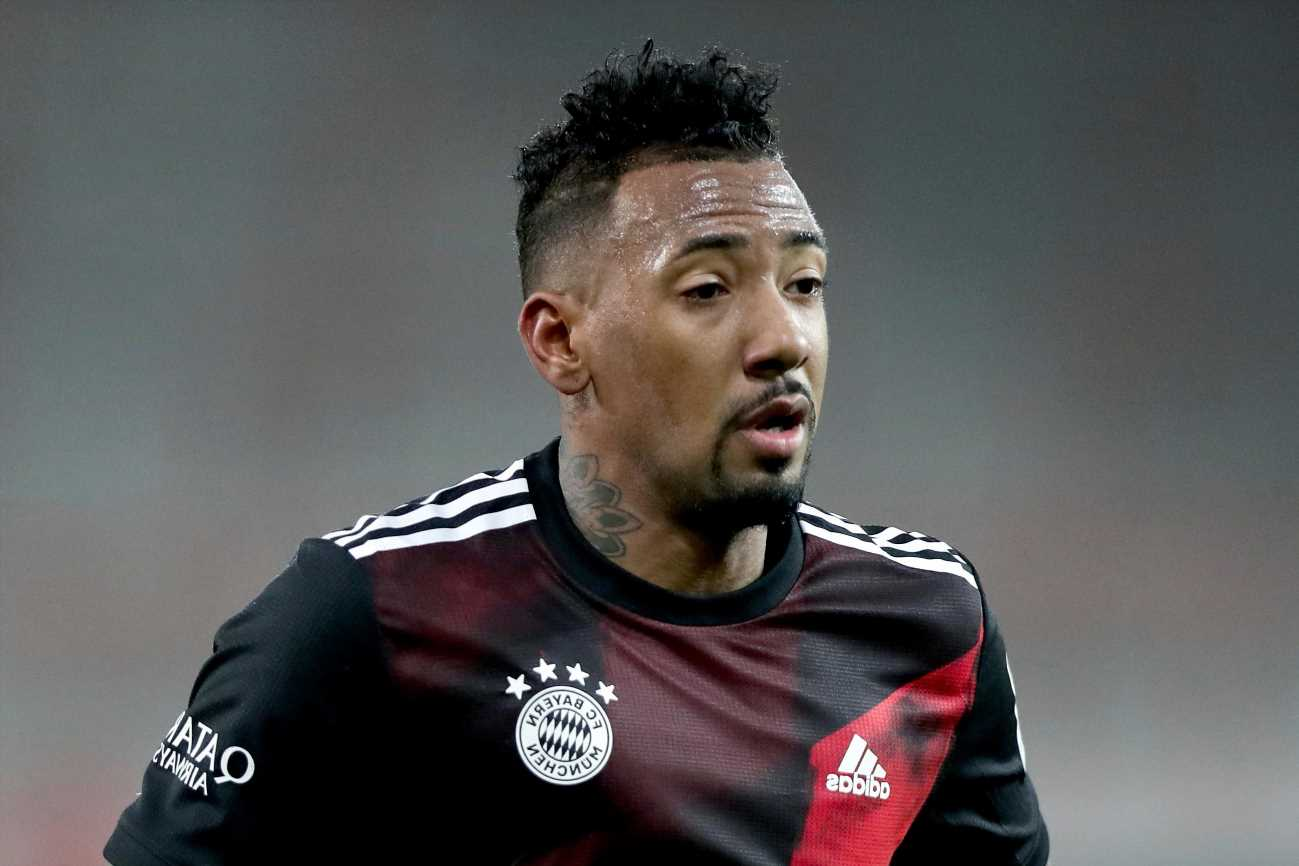 Tottenham dealt transfer blow with free agent Jerome Boateng's agent contacting Roma over summer move
