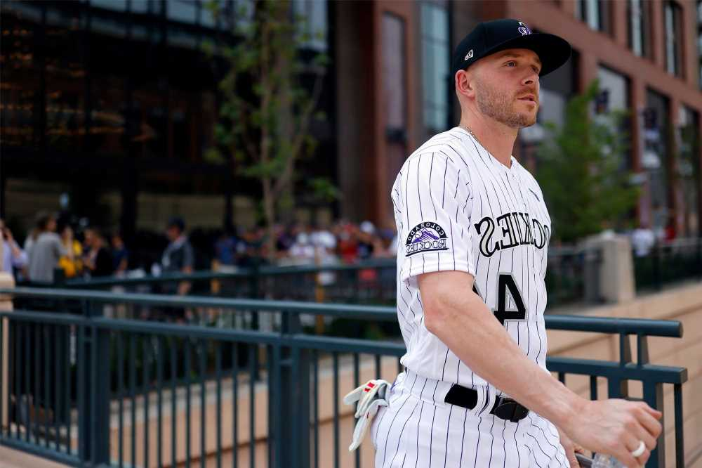 Trevor Storys time with Rockies running out no matter what: We dont have to trade him